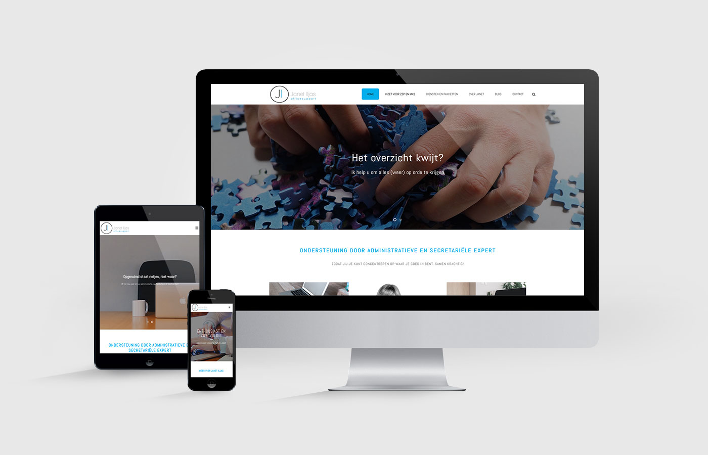 Website Janet Iljas Officesupport