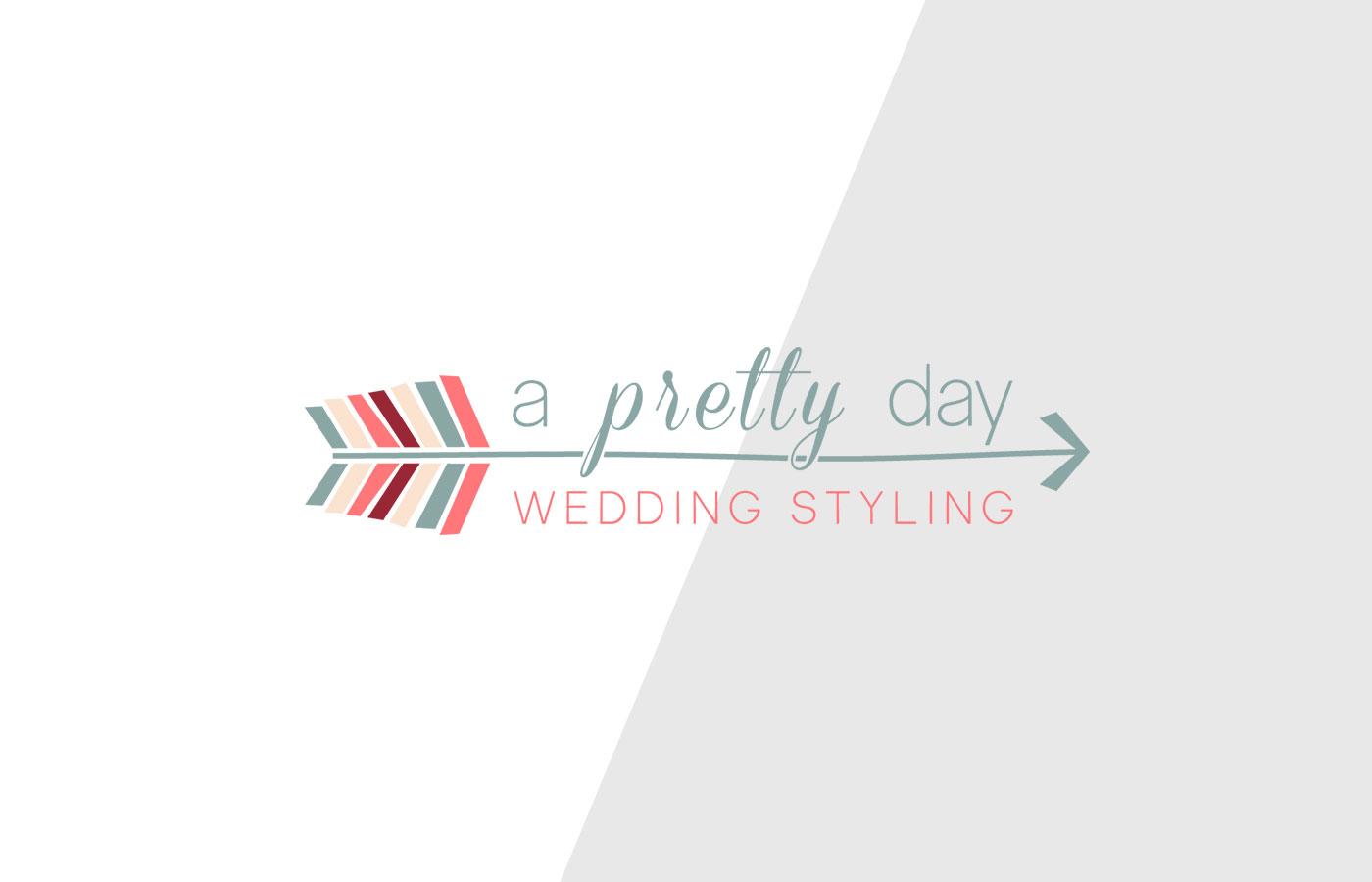 logo a pretty day