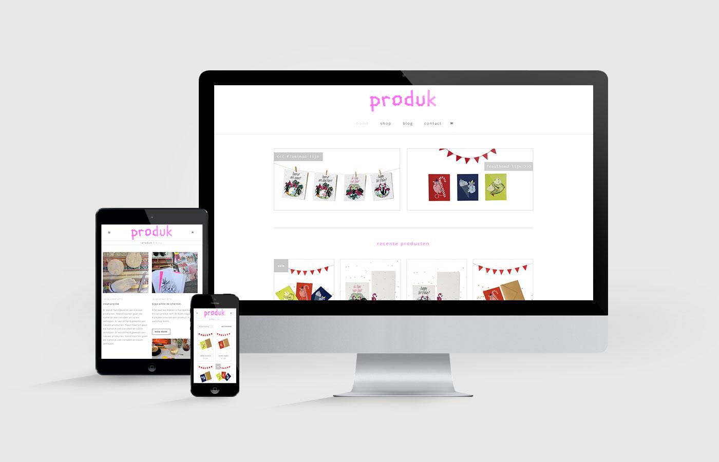 website produk